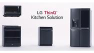 Übersicht LG ThinQ Smarte Hausgeräte