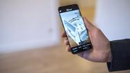 Samsung Hologramm App