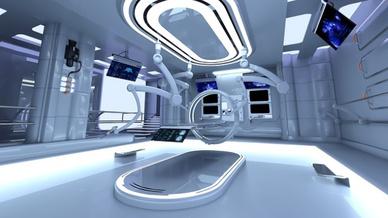 Im OP der Zukunft sind alle Komponenten miteinander vernetzt.