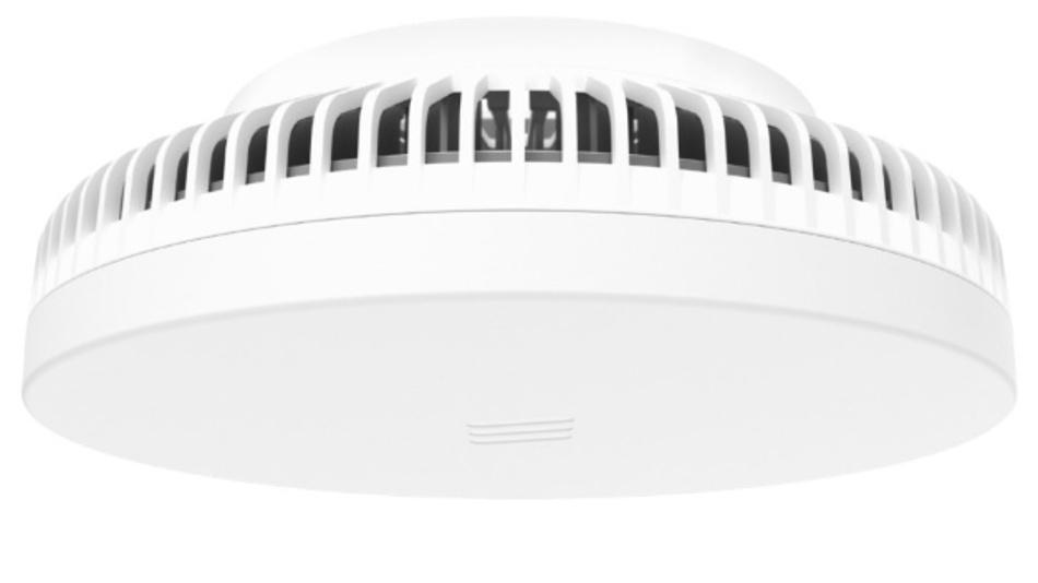 Ericssons neue Antenne »5G Radio Dot« ermöglicht gesteigerte Übertragungsleistungen im Indoor-Mobilfunk.