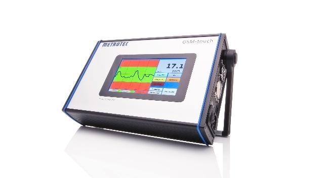 Beim tragbaren Sauerstoffmessgerät GSM-touch übernimmt Bopla die Bearbeitung des Deckels, Metrotec indes integriert das Touchdisplay
