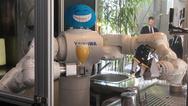 Zwei-Arm-Roboter von Yaskawa