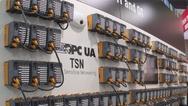 TSN und OPC UA auf der SPS IPC Drives 2017