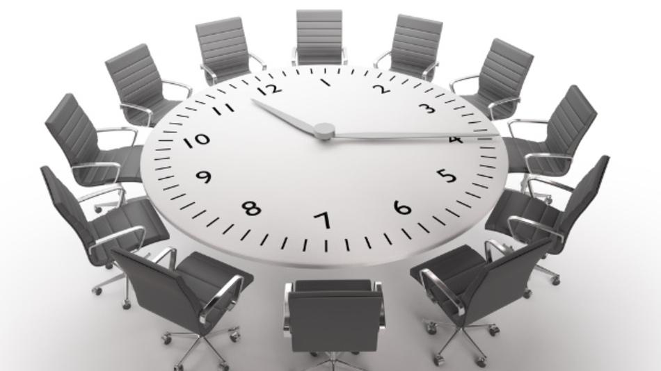 Meetings kosten Zeit – und manchmal sind sie auch Zeitverschwendung.