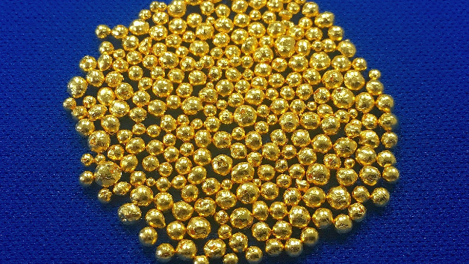 SJeva von Tanaka steigert die Qualität und Produktivität von Goldbeschichtungen