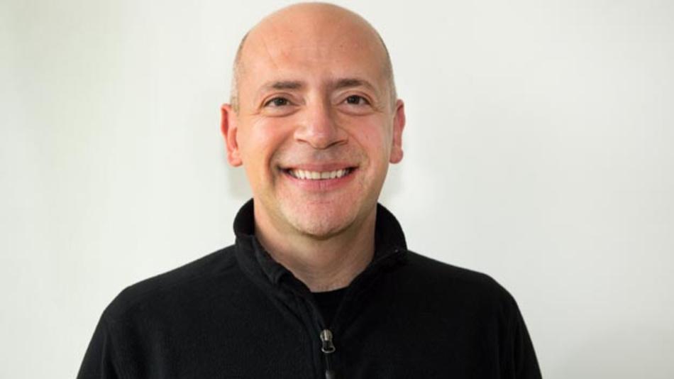 Der Vorstandsvorsitzende der Carsharing-Plattform Turo, Andre Haddad. Auf der Plattform können Privatleute ihre Fahrzeuge tageweise an andere Privatleute vermieten.