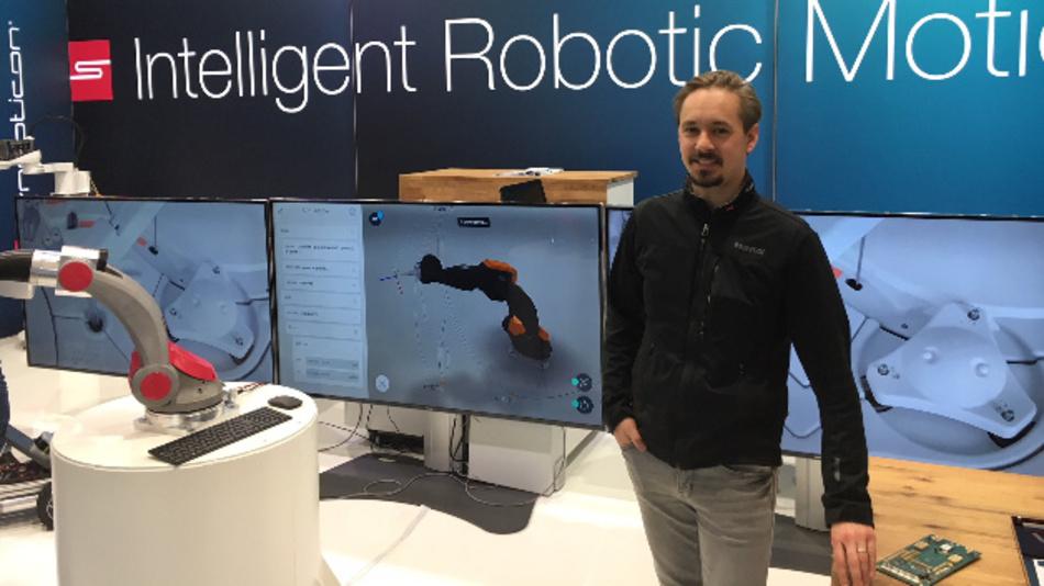 Nikolai Ensslen, Synapticon: »Deutschland hat eine echte Chance, sich zum zentralen Zuliefermarkt für moderne Consumer-Robotik zu entwickeln.«