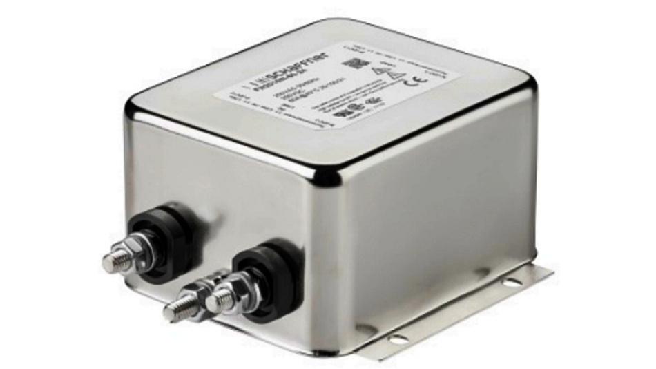 EMV-Filter für Einphasenanwendungen