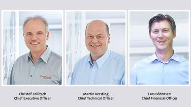 Der Vorstand der Stemmer Imaging AG