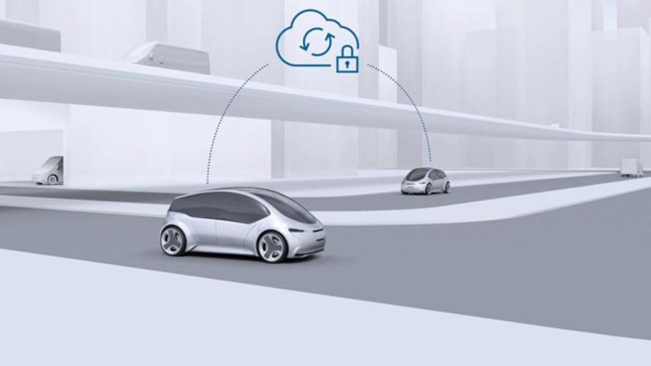 Bosch, Vodafone und Huawei testen Cellular-V2X live.