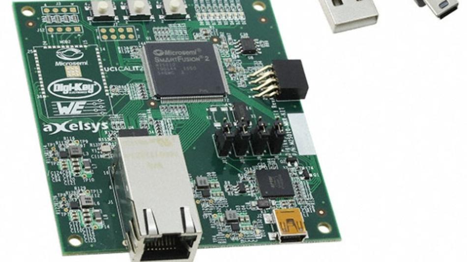 SmartFusion2-Makerboard von Microsemi