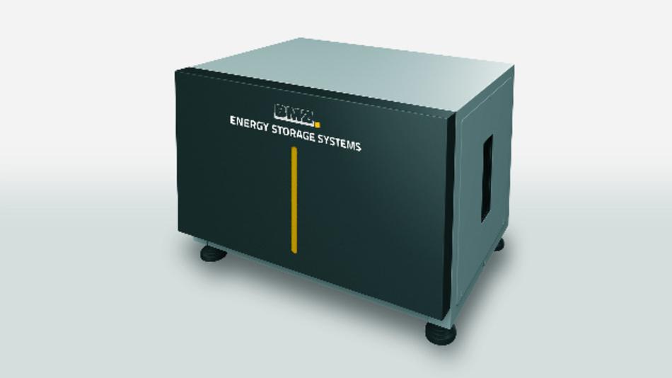 Mit dem Energiespeicher ESS X adressiert BMZ Betreiber von privaten und gewerblichen Solaranlagen.