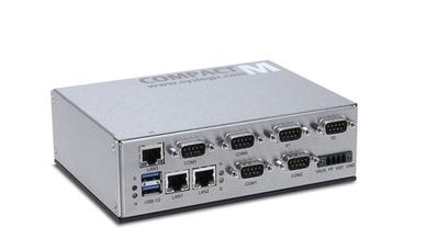 Embedded-Box-PC Vehicle Computer Compact M8 von Syslogic Datentechnik