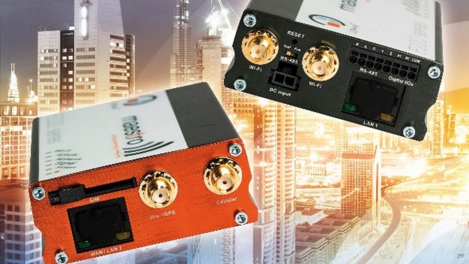 Maestro E200-Router für unternehmenskritische M2M- und Enterprise-Anwendungen