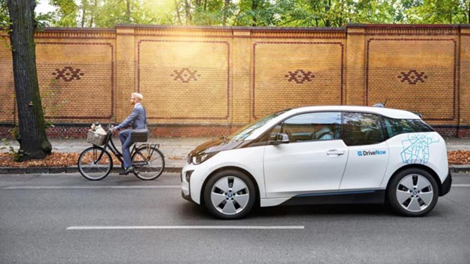 DriveNow wird hundertprozentige Tochter von BMW.