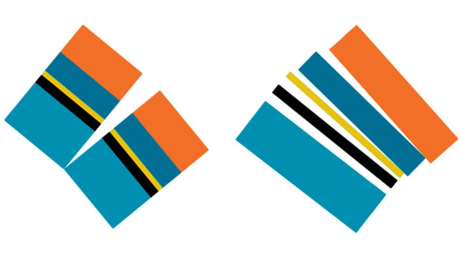 """Bild 4. Die Materialschichten einer LED in ihrer Gesamtheit """"blind"""" zu schreddern (links) ist unvorteilhaft. Vorteilhafter ist ein geordnetes Trennen an Materialgrenzen (rechts)."""