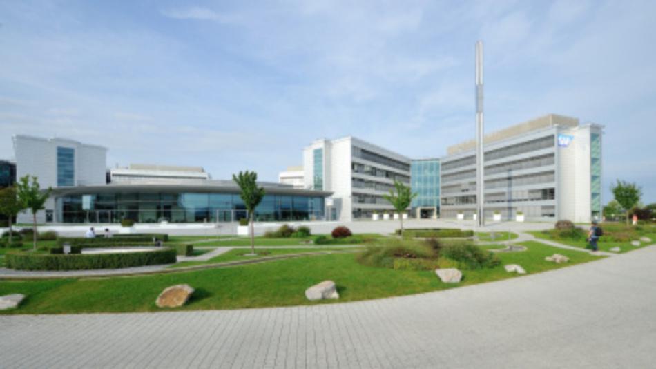 Die Firmenzentrale von SAP in Walldorf