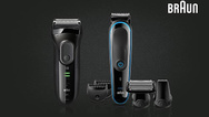 Braun Series 3 ProSkin und 9-in-1 Multigrooming-Kit