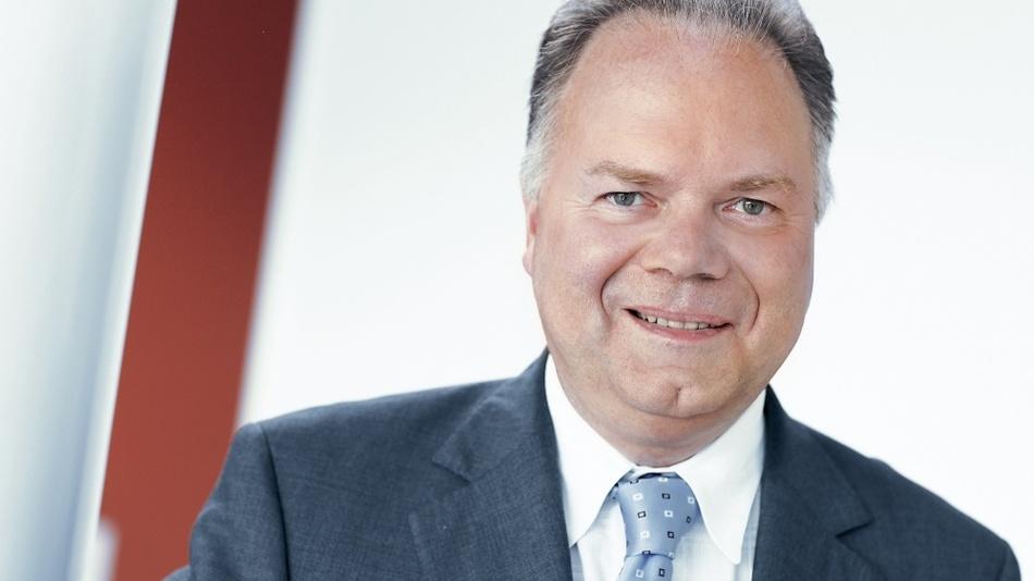 Harald Wilde, Personalleiter bei dSpace.
