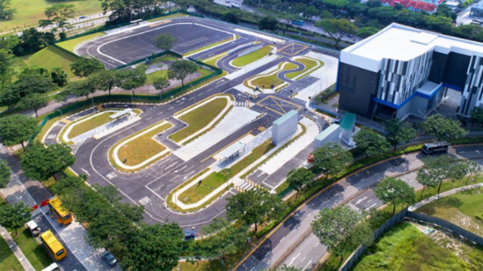 Ende 2017 wurde das Testzentrum der Nanyang Technological University, der Verkehrsbehörde LTA und der Jurong Town Corporation in Singapur eröffnet.