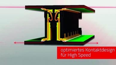 Die Colibri HighSpeed-Stecker von ept können bald noch mehr: Ept optimiert das Kontaktdesign der gesamten Colibri-Steckerfamilie.