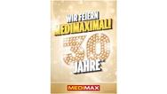 Logo 30 Jahre Medimax
