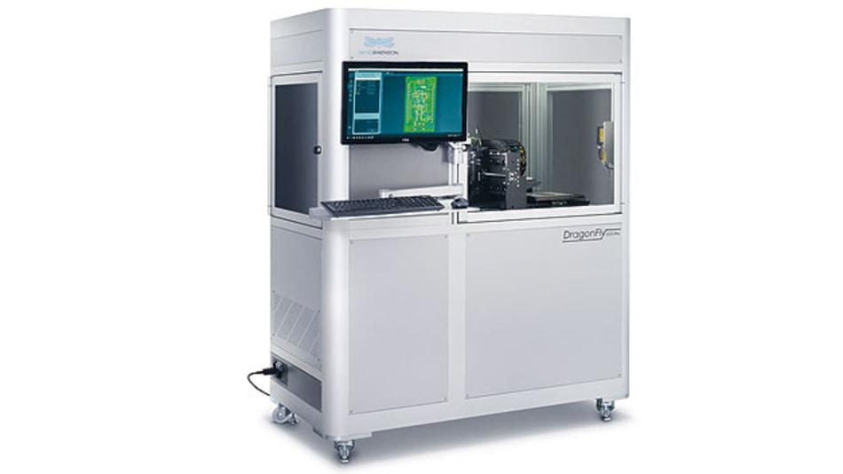 Bild 1. 3D-Drucker DragonFly 2020 Pro von Nano Dimensions.