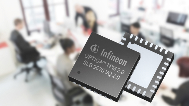 Bild 4: Optiga Trusted Platform Module von Infineon