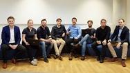 Mitarbeiter-Team des Start-ups 3D.Aero