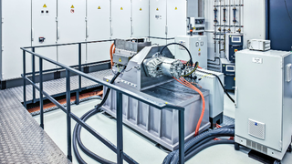 ASAP Prüfstand für E-Motoren
