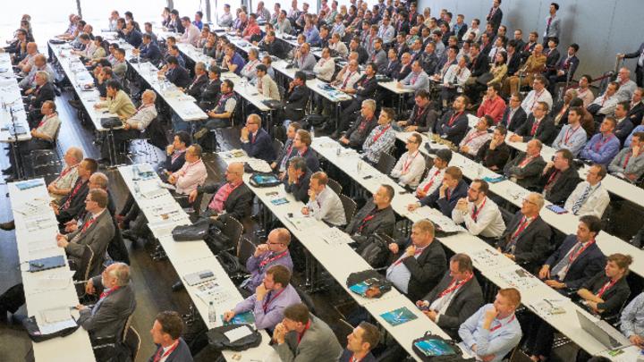Die PCIM-Europe-Konferenz besteht aus über 300 Vortrags- und Posterpräsentationen.