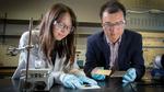 Verbrauchte Li-Ion-Kathoden werden wieder wie neu