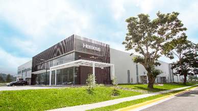 Das neue Werk von Heraeus Medical Components in Cartago, Costa Rica