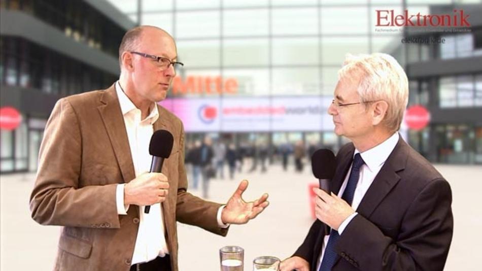 Joachim Kroll im Gespräch mit Prof. Dr.-Ing. Matthias Sturm