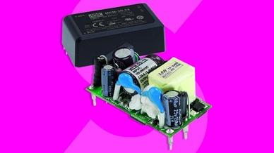 30_Kompakte Industrie-Netzteile der Serie IRM-01 bis IRM-60 von Mean Well