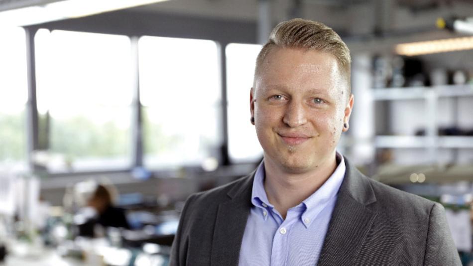 Patrick Wisniewski, geschäftsführender Gesellschafter bei der High Q Electronic Service GmbH