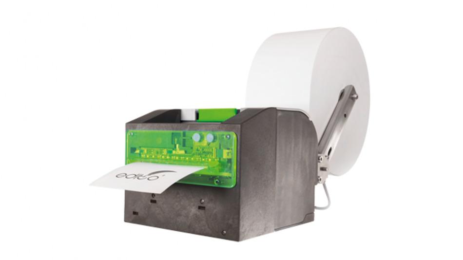 Eines der Messe-Highlights von Pohl Electronic ist die Kioskdrucker-Serie edito von Seiko Instruments.