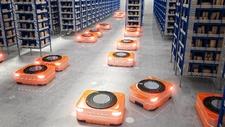 Mobile Automation Neues Antriebskonzept für fahrerlose Shuttles