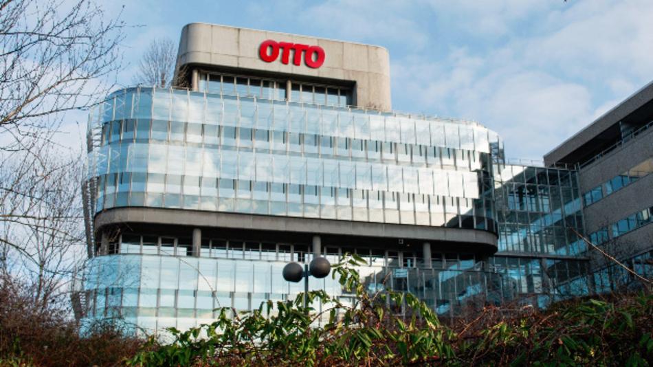 Die Unternehmenszentrale der Otto Group