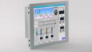 Industriemonitore von Enna mit Full-HD-Auflösung