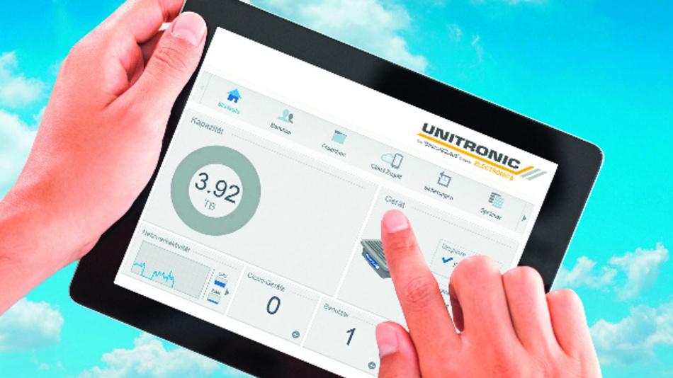 Tabletts werden HMI-Standard zur Cloudvisualisierung.
