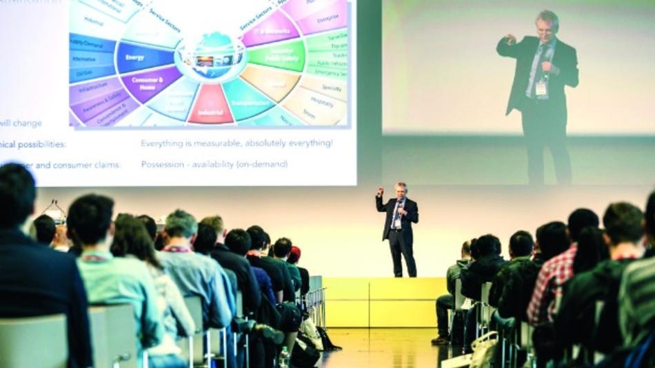 Alle Veranstaltungen der DESIGN&ELEKTRONIK finden im Ausstellerforum in Halle 4 statt.