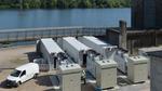 Hybrid-Akkus mit Speicherkapazität von 7 MWh