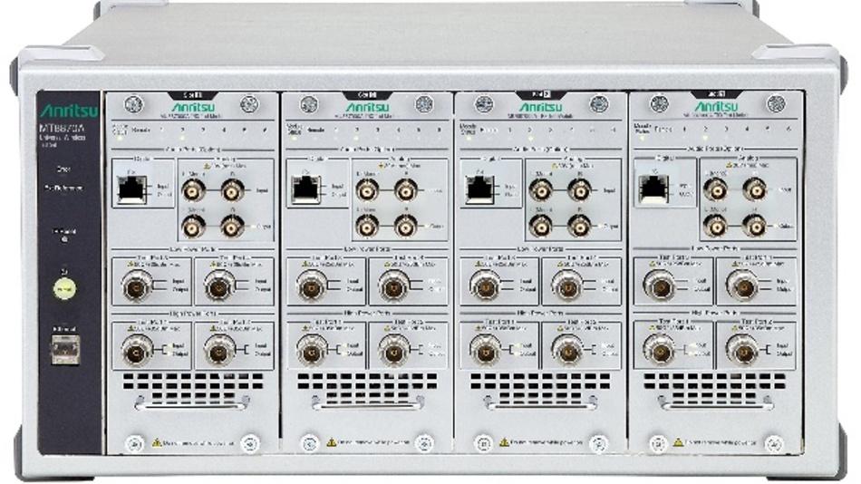 Anritsu erweitert sein Testsystem MT8870A um eine vollautomatische Prüffunktion nach dem für 2019 erwarteten WLAN-Standard IEEE 802.11ax.