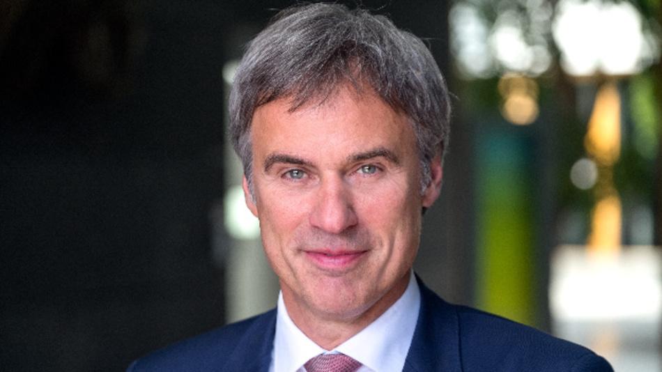 Bitkom-Präsident Achim Berg.