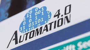 Logo des Automation 4.0 Summit