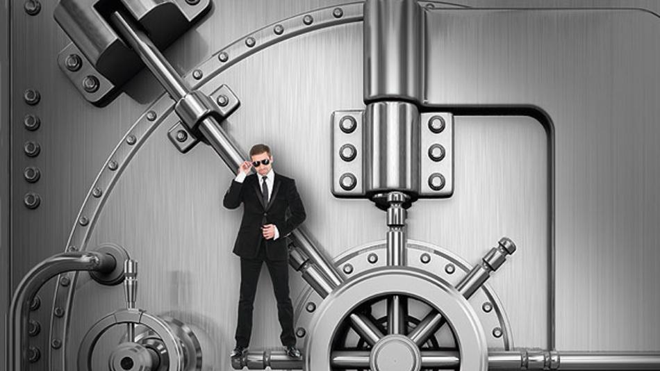 Entwicklung elektronischer Geräte im Sicherheitsbereich mit gut geplanten Einsatz.