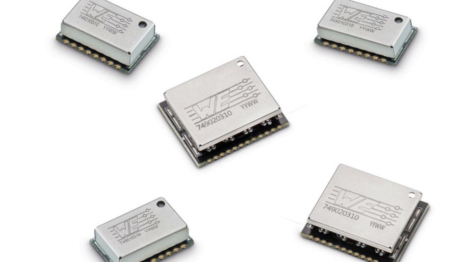 LAN-Übertrager - jetzt als Gigabit-Version