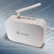 Das neue Gateway ermöglicht das Auslesen von Ei Electronics Funksystemen über das Internet.
