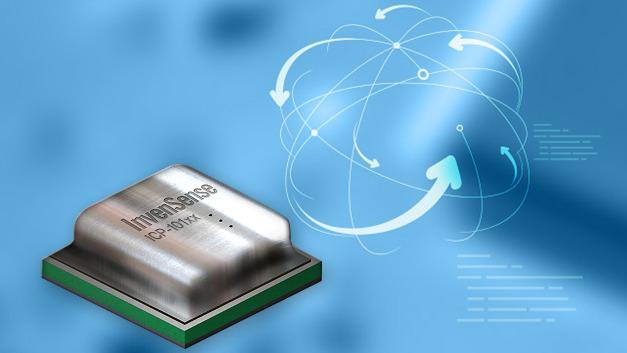 Mit dem ICP-10100 zielt TDK auf neue  Marktsegmente in der Unterhaltungselektronik, bei IoT- und Mobilgeräten ab.